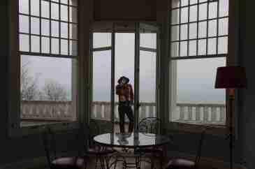 mikel erentxun balcon igueldo hacia abajo